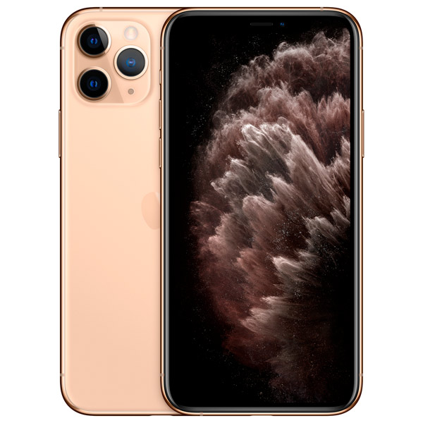 Смартфон Apple iPhone 11 Pro 256 GB, золотой