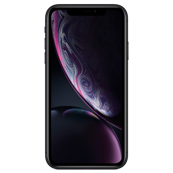 Смартфон Apple iPhone XR 64 GB, черный