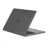 Чехол для Macbook Air 11 прозрачный, серый