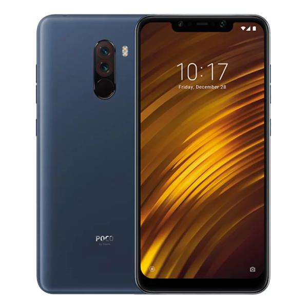 Смартфон Xiaomi Pocophone F1 6/64GB, синий (Global Version)