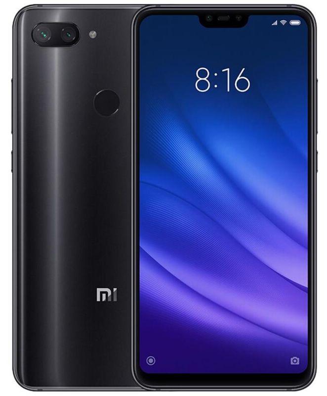 Смартфон Xiaomi Mi8 Lite, 128GB/6, черный, (Global Version)