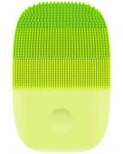 Аппарат для ультразвуковой чистки лица Xiaomi inFace Electronic Sonic Beauty Facial, зеленый