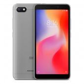 Смартфон Xiaomi Redmi 6A, 16GB/2, серый (China Version)