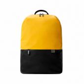 Рюкзак Xiaomi простой повседневный, желтый