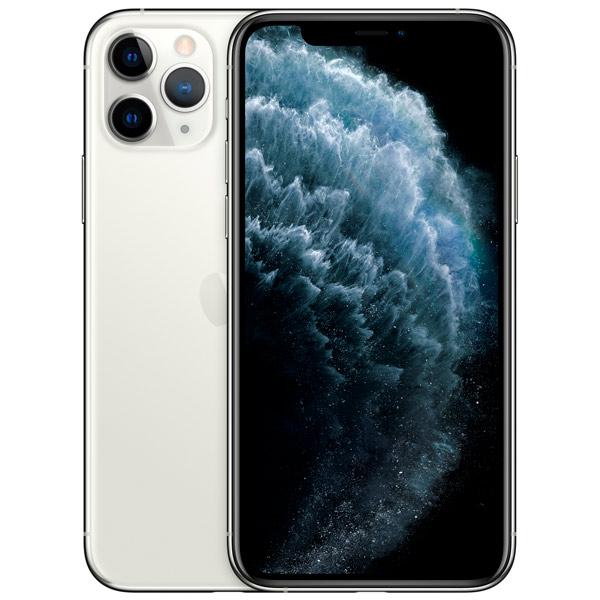 Смартфон Apple iPhone 11 Pro 256 GB Dual sim, серебристый