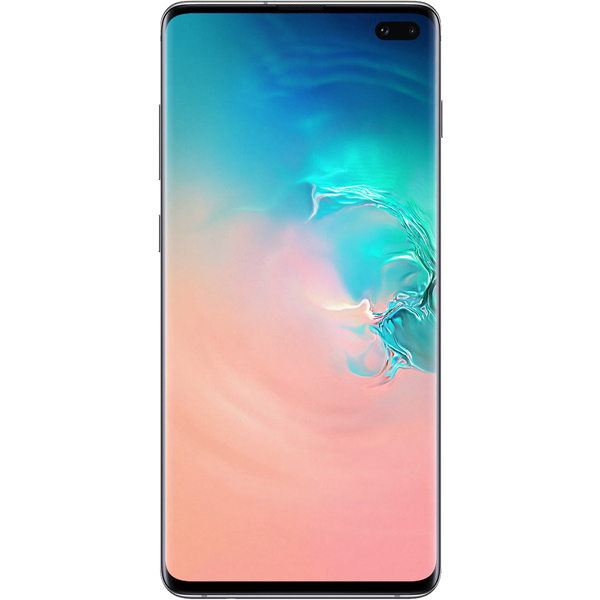 Смартфон Samsung Galaxy S10+ 8/128GB, перламутр