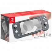Игровая приставка Nintendo Switch Lite, серый