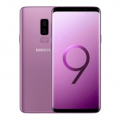 Смартфон Samsung SM-G965F Galaxy S9+ 128 Gb, (Lilac Purple), ультрафиолетовый