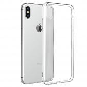 Чехол для iPhone X/XS TPU, прозрачный