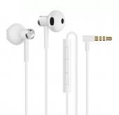 Наушники Xiaomi Mi Hybrid DC Half-In-Ear, белый