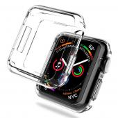Чехол TPU для Apple Watch 38мм, прозрачный