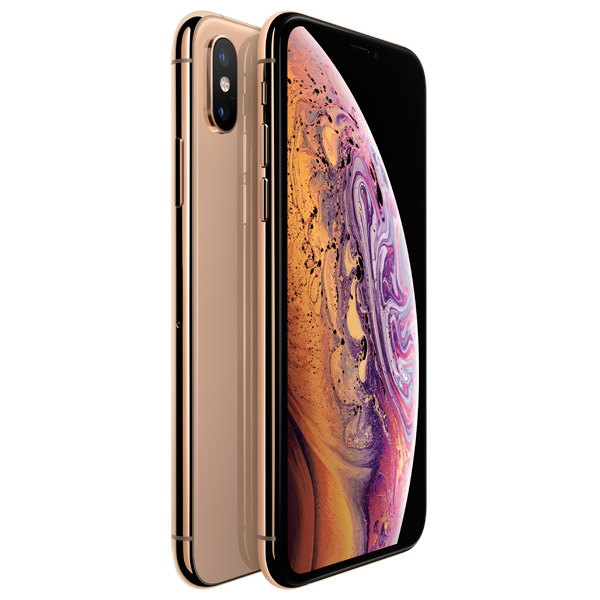Смартфон Apple iPhone XS Max 64 GB, золотой 2 сим