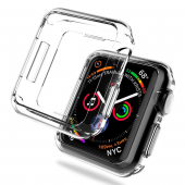 Чехол TPU для Apple Watch 44мм, прозрачный