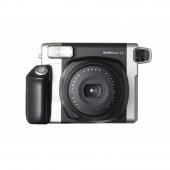 Фотоаппарат моментальной печати Fujifilm Wide 300, чёрный/серебристый