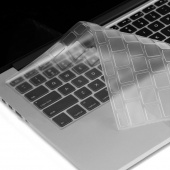 Накладка TPU на клавиатуру Wiwu для MacBook 13/15 Touch Bar, ультра-тонкая