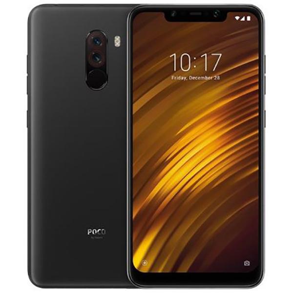 Смартфон Xiaomi Pocophone F1 6/128GB, черный (Global Version)