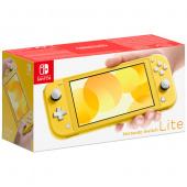 Игровая приставка Nintendo Switch Lite, желый