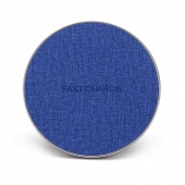 Беспроводное зарядное устройство Fast Charger, синий джинсовый