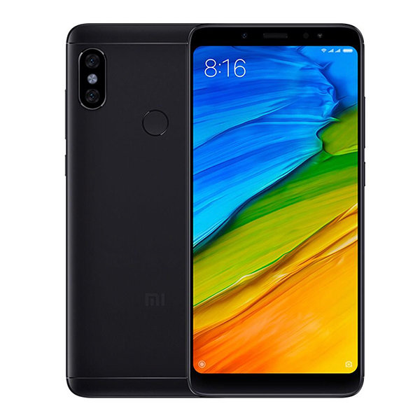 Смартфон Xiaomi Redmi Note 5, 32GB/3, черный (Global Version)