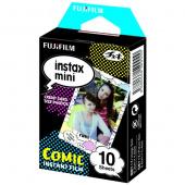 Картридж для фотоаппарата Fujifilm Colorfilm Instax Mini Comic (10шт)