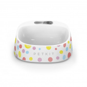 Миска-весы Xiaomi Petkit Intelligent Weighing Bowl, цветные точки