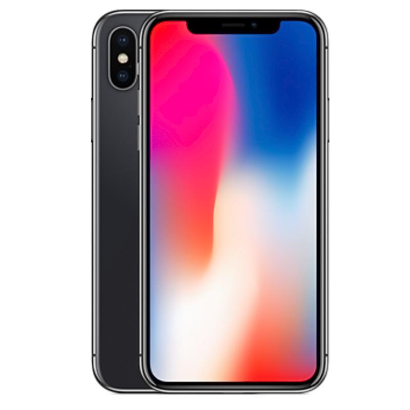 Смартфон Apple iPhone X 256 GB, черный (Ростест)