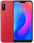 Смартфон Xiaomi Mi A2 Lite, 32Gb/3, красный (Global Version)