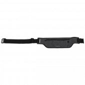 Сумка спортивный на пояс Momax XFIT Fitness Belt для смартфона, черный