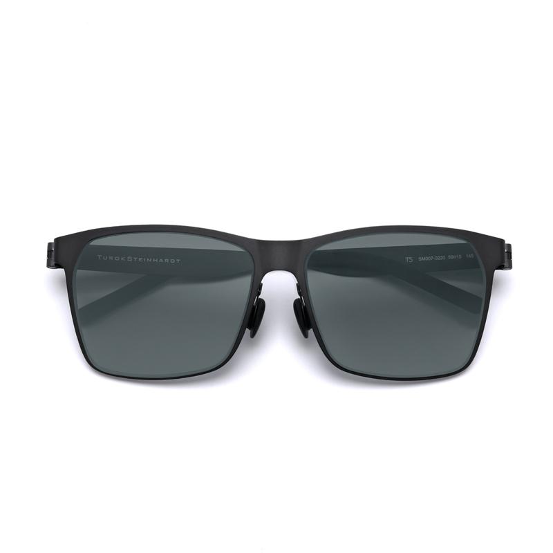 Очки солнцезащитные Xiaomi TS Nylon Sunglasses Polarized fashion style, черные
