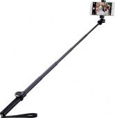Монопод Momax Selfie Pro+ Carbon 90см BT, черный