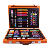 Набор для рисования Xiaomi DELI painting set wooden box 1