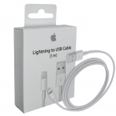 Кабель Apple Lightning/USB, 1м (MQUE2ZM/A)