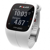 Умные часы Polar M400 HR, белый