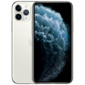 Смартфон Apple iPhone 11 Pro 256 GB Dual sim, серебристый