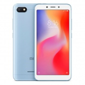 Смартфон Xiaomi Redmi 6A, 32GB/3, голубой (Global Version)