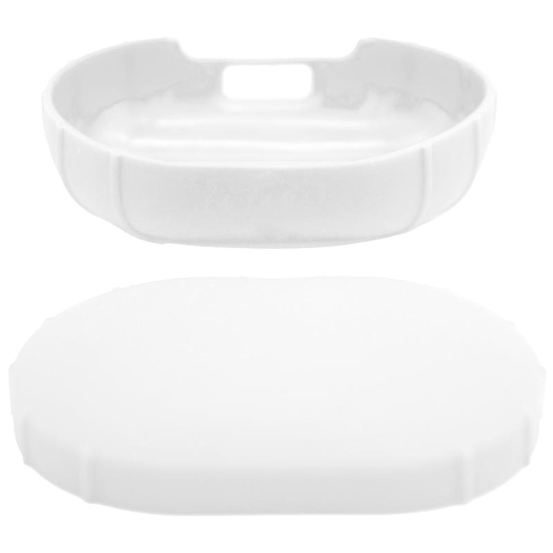 Чехол силиконовый для Xiaomi AirDots , белый