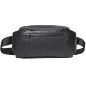 Сумка поясная Xiaomi 90 points Fashion Pocket Bag, черный