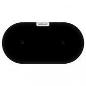 Беспроводное зарядное устройство Momax Q.PAD DUAL Fast Wireless Charger, черный