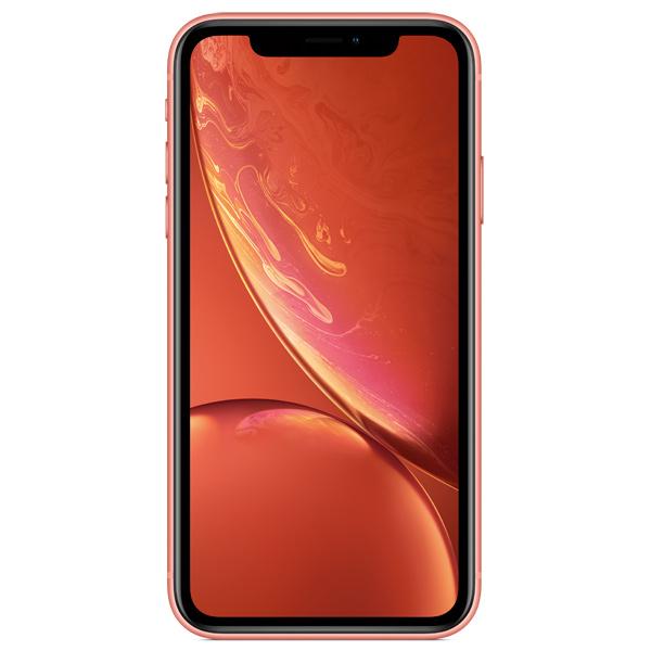 Смартфон Apple iPhone XR 64 GB, коралловый