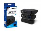 Разветвитель USB для Sony PS4 Pro Hub Dobe TP4-832