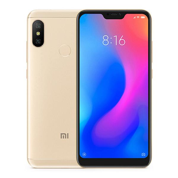 Смартфон Xiaomi Mi A2 Lite, 32Gb/3, золотой (Global Version)