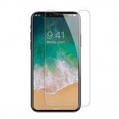 Стекло защитное для iPhone X/XS Clear, прозрачное
