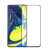 Стекло защитное для Samsung Galaxy A80, прозрачное
