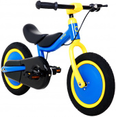 Велосипед-беговел Xiaomi QiCycle Children Bike (KD-12BLY), желто-синий