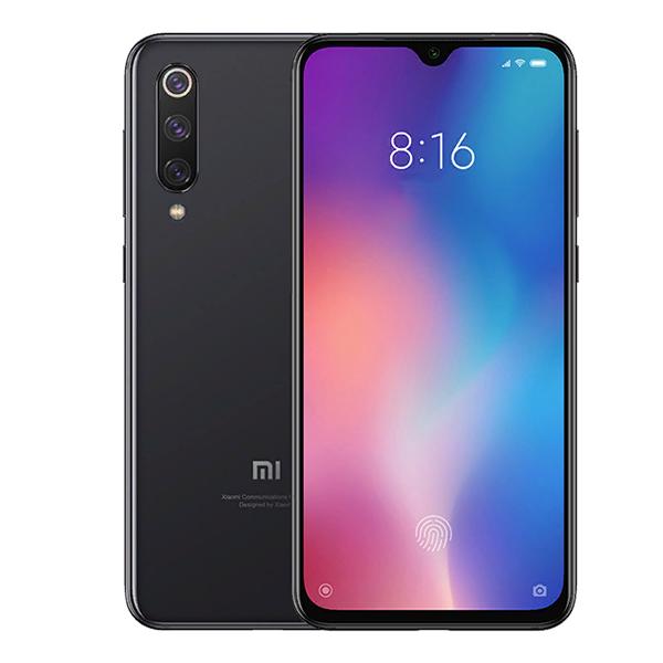Смартфон Xiaomi Mi9, 128GB/6, черный (Global Version)
