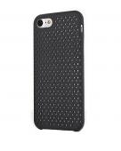 Чехол для iPhone 7/8 сетчатый, чёрный