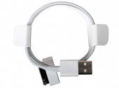 Кабель Apple Dock Connector USB to 30-pin, 1 м
