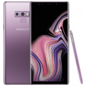 Смартфон Samsung SM-N960 Galaxy Note 9, 128 Gb, (Lavender Purple), фиолетовый