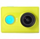 Видеокамера экшн Xiaomi Yi Basic Edition, зеленый