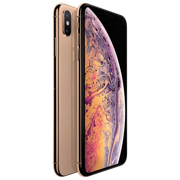 Смартфон Apple iPhone XS Max 512 GB, золотой
